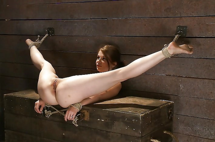 bound slave with lots of piercings getting pierced even more tmb